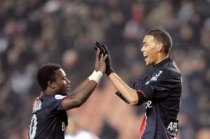 PSG 4-0 Twente